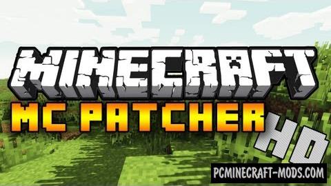 MCPatcher HD Mod For Minecraft 1.9, 1.8.9, 1.7.10