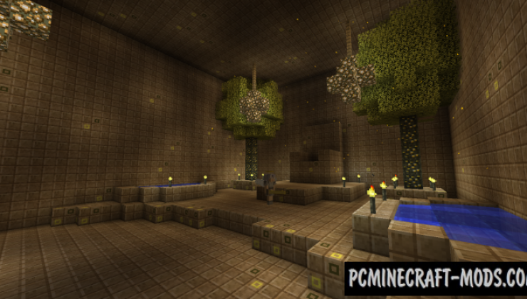 Aether Legacy Mod For Minecraft 1.12.2, 1.11.2, 1.10.2, 1.9.4
