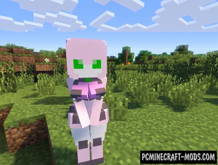 LovelyRobot - New Mobs Mod For Minecraft 1.12.2