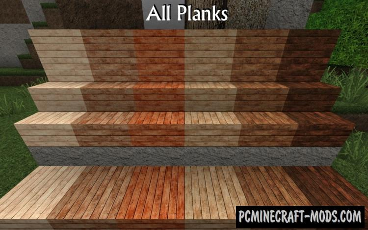 UltraPack Realistic Resource Pack For Minecraft 1.8.9, 1.8