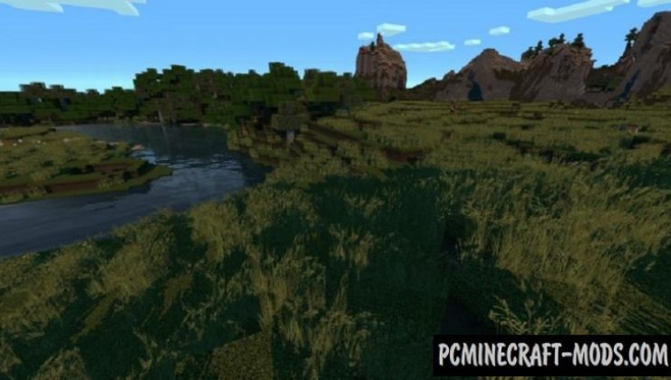 S&K Photo Realism 512x Texture Pack For MC 1.8.9, 1.7.10
