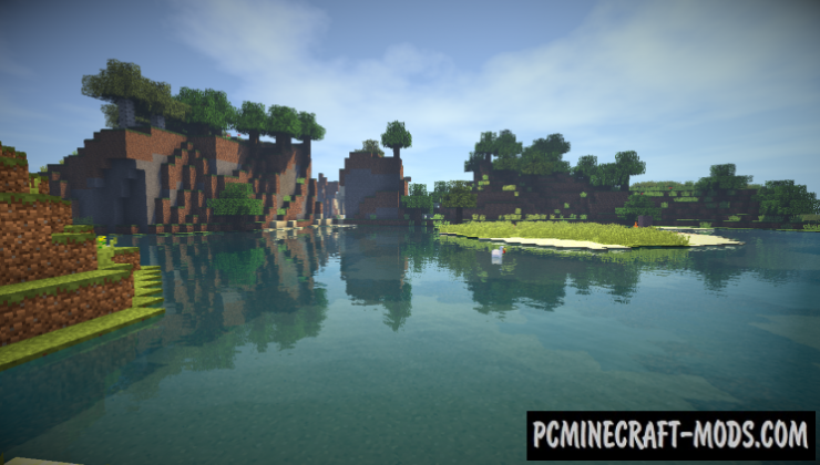 Werrus Shaders Mod For Minecraft 1.8, 1.7.10