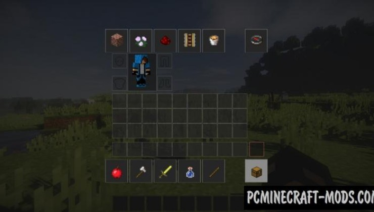Better GUI Resource Pack For Minecraft 1.8.9, 1.7.10
