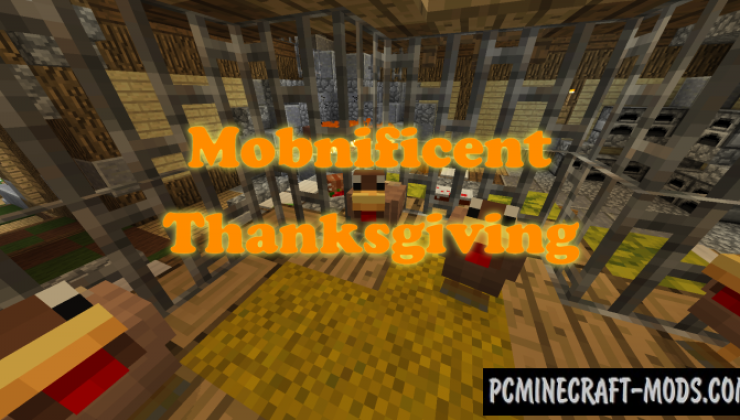 Mobnificent Thanksgiving - Finding Map For MC