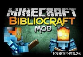 BiblioCraft Mod For Minecraft 1.12.2, 1.11.2, 1.10.2, 1.7.10