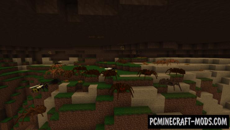 The Erebus Mod For Minecraft 1.12.2, 1.7.10