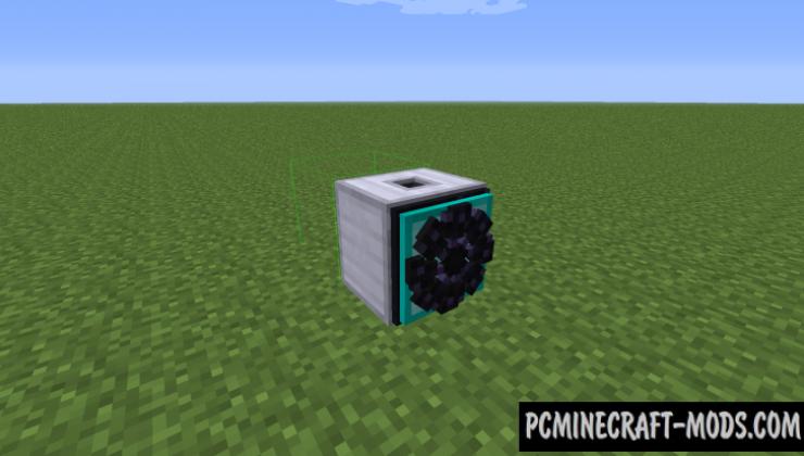 RotaryCraft - Technology Mod For Minecraft 1.7.10