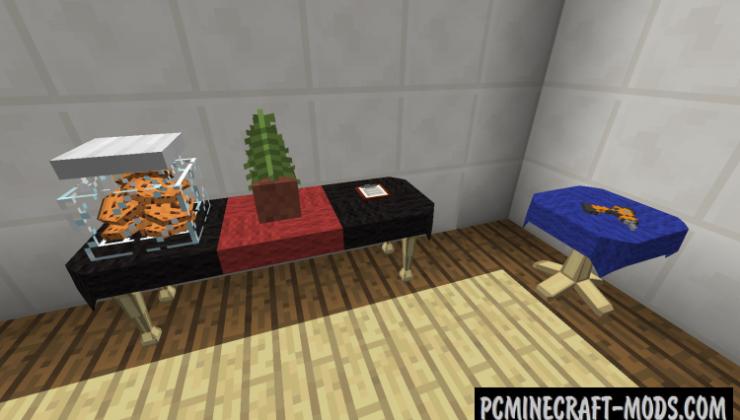 BiblioCraft Mod For Minecraft 1.12.2, 1.11.2, 1.10.2, 1.7.10