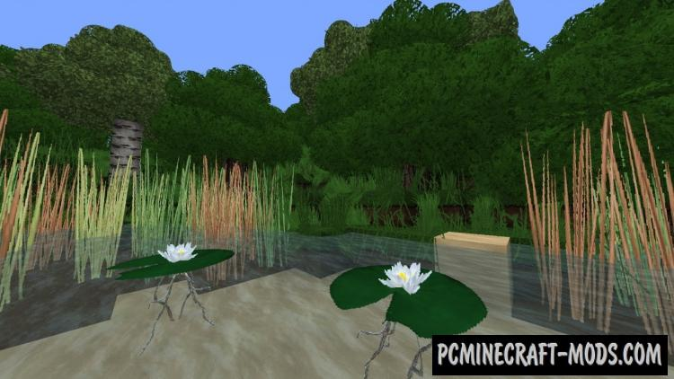 Full of life 128x128 Resource Pack For Minecraft 1.14.4