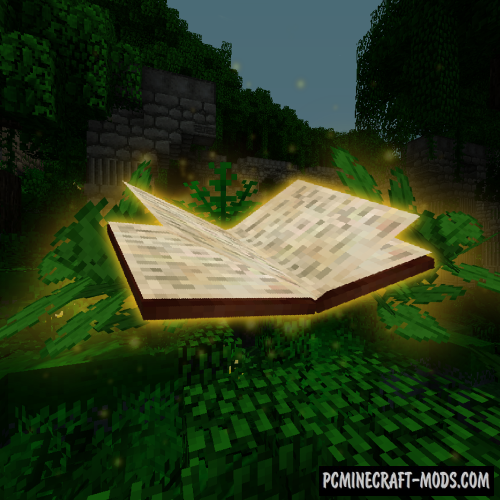 The Forgotten Book - Adventure Map For Minecraft