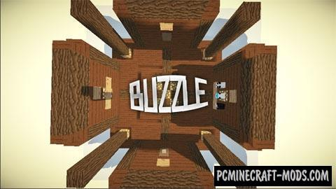 Buzzle - Puzzle Map For Minecraft