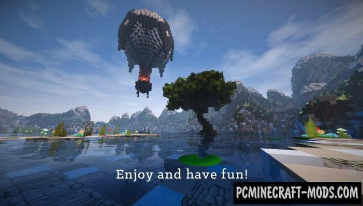 DEM Resource Pack For Minecraft 1.10.2, 1.9.4, 1.8.9