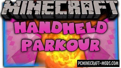 Handheld Parkour Map For Minecraft