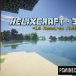 Xaiwaker Swirly Resource Pack For Minecraft 1.10.2, 1.9.4, 1.8