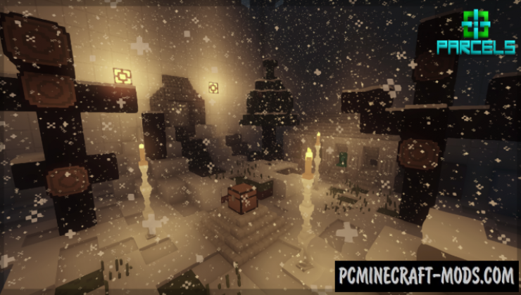 Parcels - Finding, Adventure Map For Minecraft