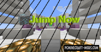 Jump Now Map For Minecraft