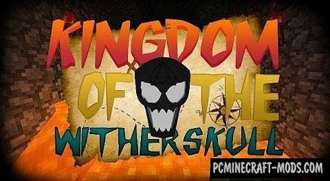 Kingdom of the Wither Skull - Adventure Map MC