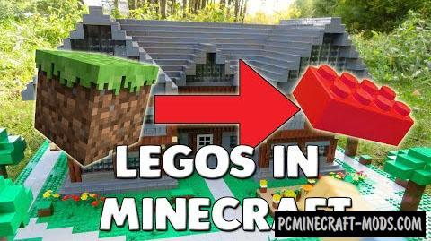 Lego Command Block For Minecraft 1.10.2
