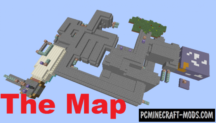 Сheckpoint Map For Minecraft
