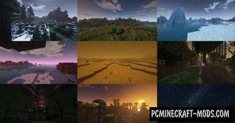 Misa's Realistic 64x Resource Pack For Minecraft 1.17.1, 1.16.5