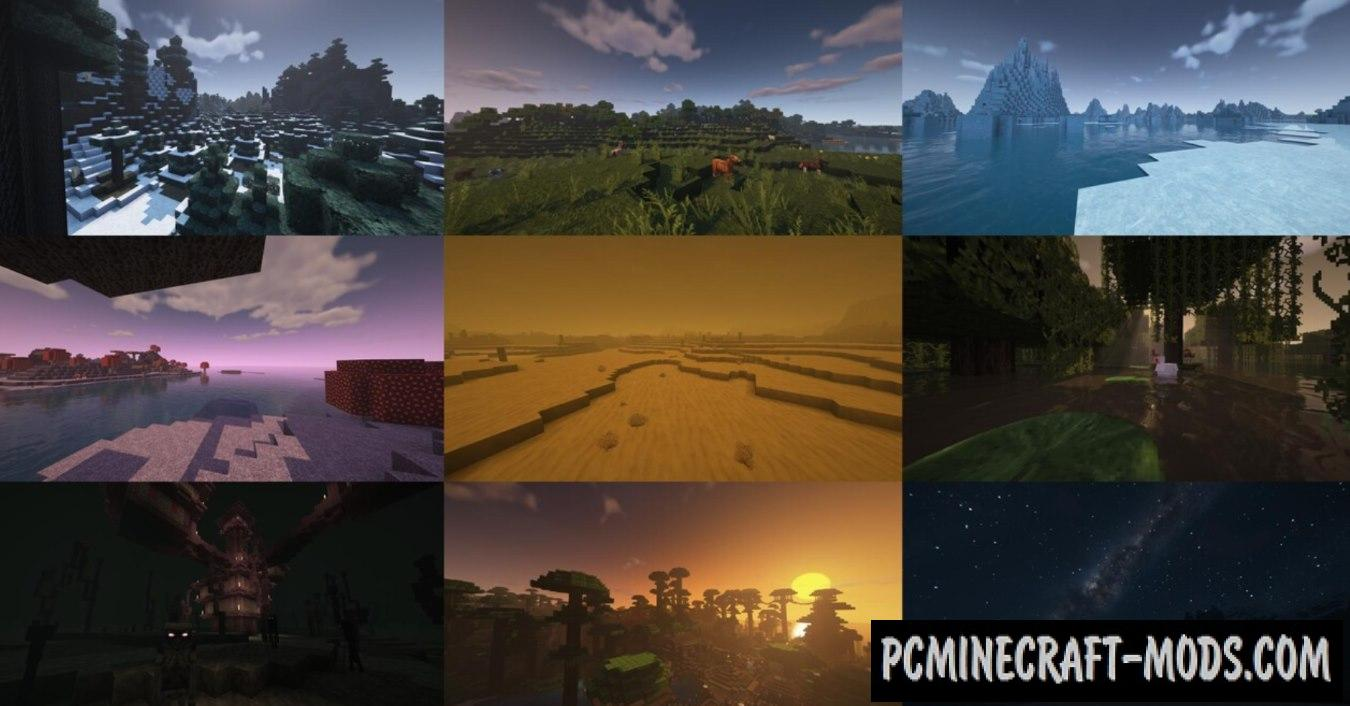 Misa's Realistic 64x Resource Pack For Minecraft 1.17, 1.16.5
