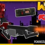 Pirate Weapons Command Block For Minecraft 1.11.2