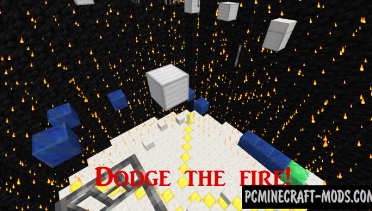 Pulsating Tower Map For Minecraft