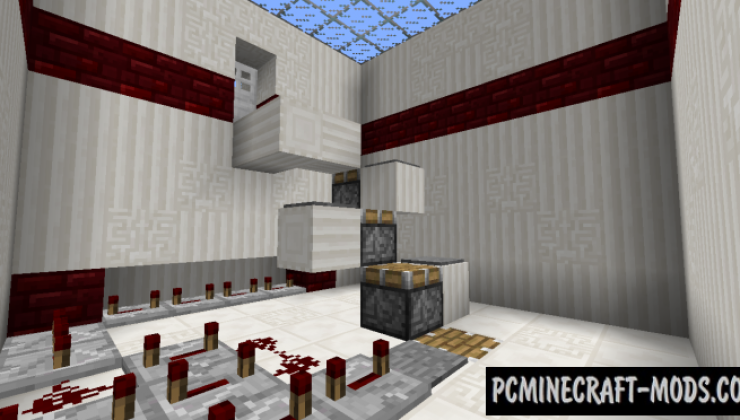 Don't Jump - Puzzle, Parkour Map For Minecraft