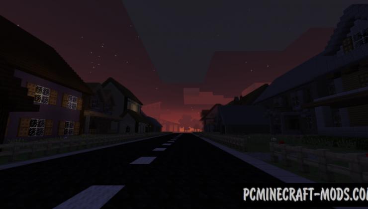 Asleep 2 Map For Minecraft