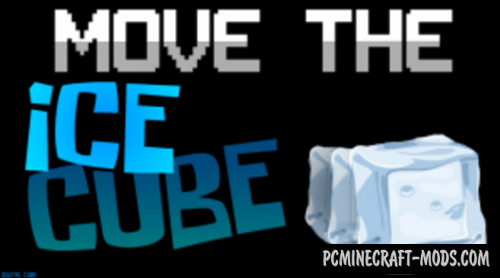 Move The Ice Cube Map For Minecraft
