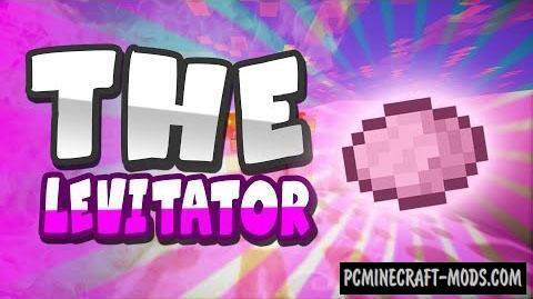 The Levitator - Minigame Map For Minecraft