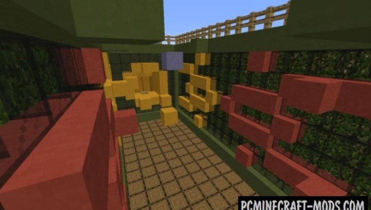 The Tunnels Parkour Map For Minecraft