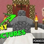 Decorations Command Block For Minecraft 1.8.8, 1.8