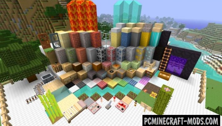 Cute Craft Resource Pack For Minecraft 1.8