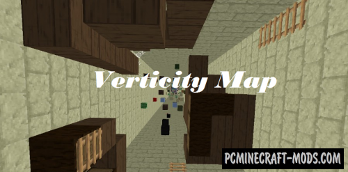 Verticity - Parkour Map For Minecraft