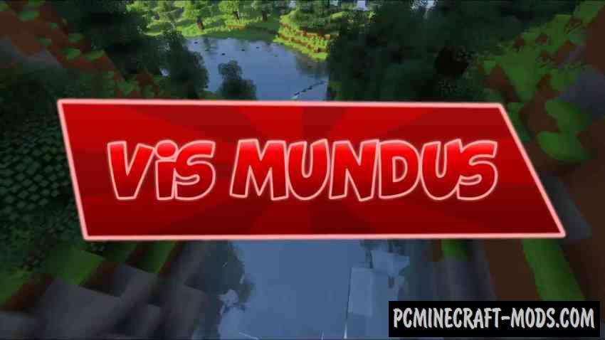 Vis Mundus 32x Texture Pack For Minecraft 1.16.5, 1.16.4, 1.15.2