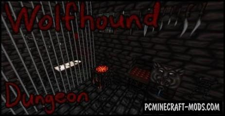 Wolfhound Dungeon 64x Resource Pack MC 1.15.1, 1.14.4