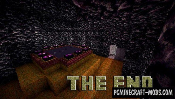 BufyCraft Realistic 64x Texture Pack For Minecraft 1.7.10