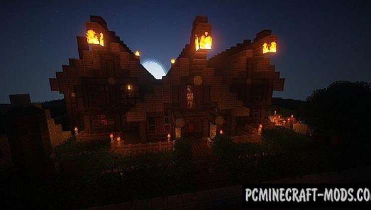 Chivalry Resource Pack For Minecraft 1.7.10, 1.7.2, 1.6.4