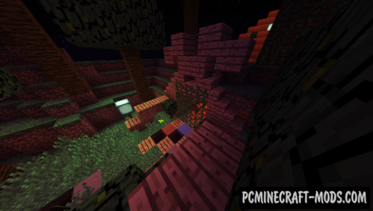 Double Parkour Map For Minecraft
