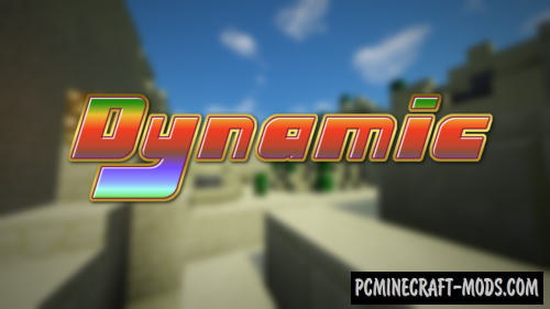 Dynamic! - Minigame, Parkour Map For Minecraft