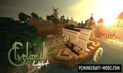 Elveland Resource Pack For Minecraft 1.7.10, 1.7.2, 1.6.4