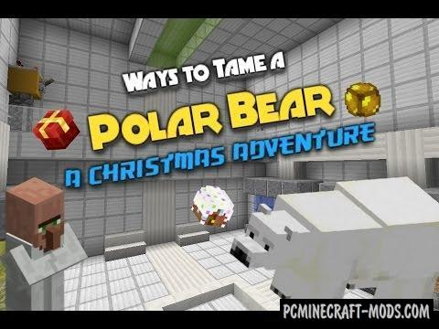 Ways to Tame a Polar Bear Map For Minecraft