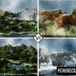 Vlanth'r Map For Minecraft