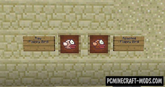 Flappy Bird Resource Pack For Minecraft 1.7.10, 1.7.2, 1.6.4