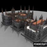 The Hungarian Parliament Map For Minecraft