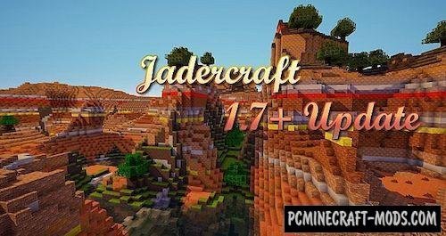 Jadercraft HD Resource Pack For Minecraft 1.7.10, 1.7.2, 1.6.4