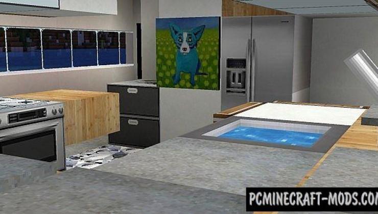 JammerCraft Modern HD 64x Resource Pack MC 1.15.2, 1.14.4
