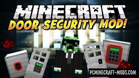 Key and Code Lock Mod For Minecraft 1.7.10, 1.7.2, 1.6.4