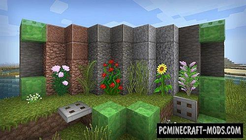 Lithos Core 32x32 Realistic Texture Pack MC 1.16.4, 1.16.3, 1.15